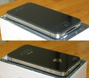 Iphone4side