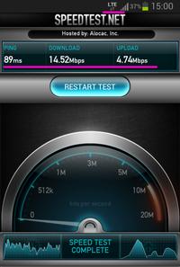 Lte_speedtest