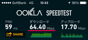 Iphone5sspeedtest